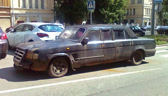 Волга-лимузин